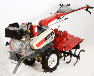Diesel 12HP Powerful Farming Cultivator Tiller pictures & photos