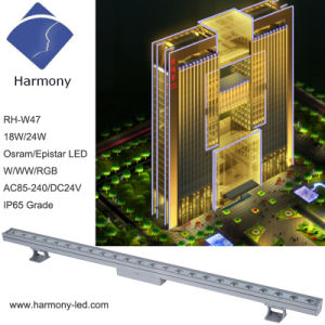 Waterproof UV LED Wall Washer Light Outdoor Lighting pictures & photos