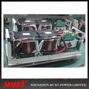 <Must> High Performance Low Frequency 1kw-6kw Pure Sine Wave Power Inverter for Solar System pictures & photos