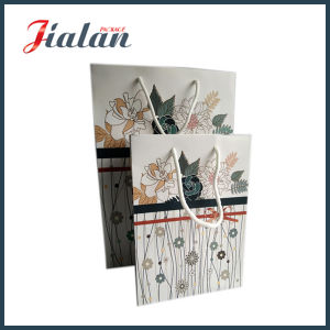 Colorful Design Wholesales Good Quality Cheap Logo Printed Paper Bags pictures & photos