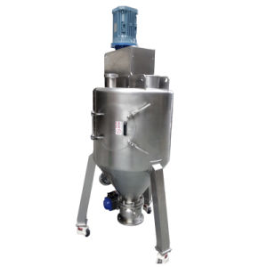 Vertical Cone Mixer with Spiral Mixing Blade pictures & photos