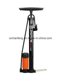 Convenient Portable Bicycle Pump for Mountain Bike (HPM-015) pictures & photos