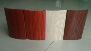 Aluminium Profiles-Wood Color for Windows and Doors pictures & photos
