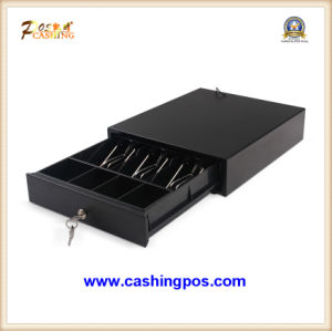 All Stainless Steel Series Manual Cash Register/Drawer/Box POS Peripherals for POS System