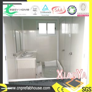 40ft Container Toilet with Wash Basin pictures & photos