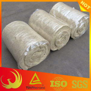 Rock Wool Blanket Fire Insulation Material pictures & photos