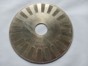 Diamond Saw Blade for Wdg4-1 Electrical Pipeline Cutting Machine Blade pictures & photos