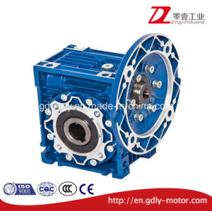 Die Cast Aluminum Worm Gear Speed Reduce Gearbox pictures & photos