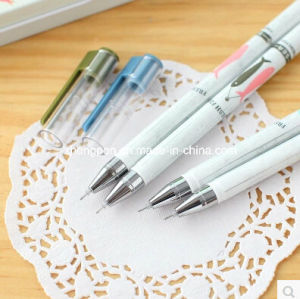 School Supplying Plastic Gel Ink Pen for Students and Promo Gift
