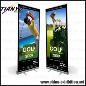 2016 Hot Sale Portable Aluminum Roll up Banner pictures & photos