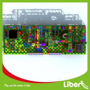 Liben Commercial Large Indoor Playground for Amusement pictures & photos