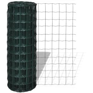 Made in China Green PVC Coated Euro Fence (ZDEF) pictures & photos