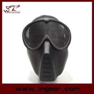 Airsoft Paintball Full Face No Fog Goggle Mask pictures & photos