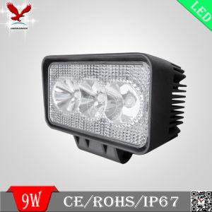 9W 90degree LED Work Lamp (HCW-L0903)