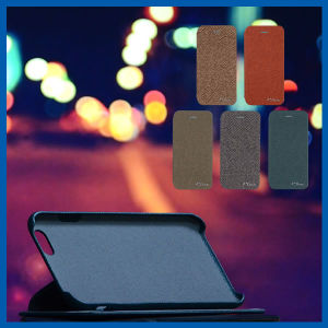 Leather Stand Wallet Card Case for The iPhone 6 pictures & photos