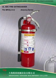 5 LB ABC Dry Powder Fire Extinguisher pictures & photos