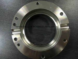 CNC Parts for Custom Stainless Steel 304 Flange pictures & photos