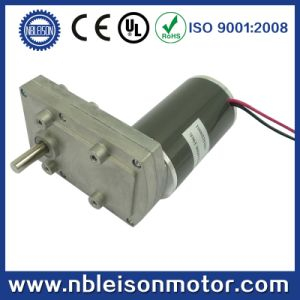 12V 24V Low Rpm 5n. M High Torque DC Geared Motor (TT-45ZY) pictures & photos