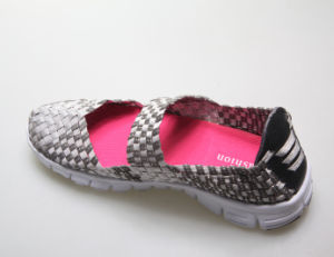 New & Trendy High Quality Leisure Cloth Shoes pictures & photos