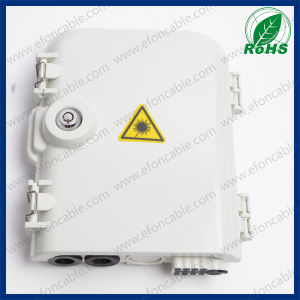 FTTH Fiber Optic Terminal Box 1*8 pictures & photos