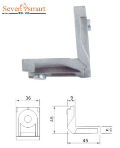 Aluminium Joint Corner for Window (Cn004)