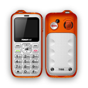 Rugged Waterproof Mobile Phone with 2-Inch Screen