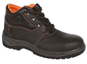 Ufa007 Manufacturer Industrial Steel Toe Safety Shoes pictures & photos