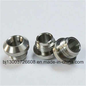 CNC Machining Parts Made of Stainless Steel