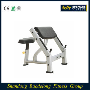 Body Building Gym Equipment/Commercial Fitness Equipment Free Weigh T Machine Multi Scott Bench J-040 pictures & photos