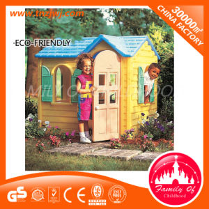 Kids Playhouse Entertainment Park Outdoor Plastic House pictures & photos