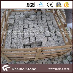 Wholesale Tiger Skin Red Granite Paving Stone/Cube Stone/Cobble Stone