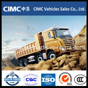 Hyundai 8*4 340HP Heavy Dump Truck with Best Price pictures & photos