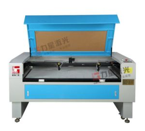 Glorystar Glc-1610t Fabric Footware Garment Laser Cutter Engraver for Textile pictures & photos