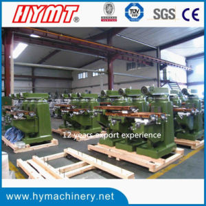 Universal Vertical Turret and Tool Milling Machine pictures & photos