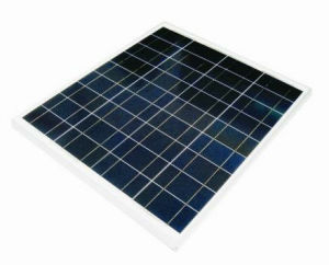Polycrystalline Solar Panel 30W Popular Model with High Performance pictures & photos