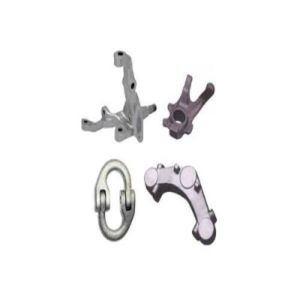 Stainless Steel Lost Wax Precision Casting Mining Machinery Parts Transmission Fork pictures & photos