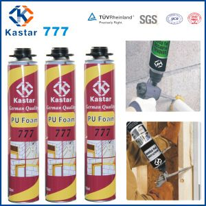 Building Supplies Gap Filling PU Foam (Kastar777) pictures & photos