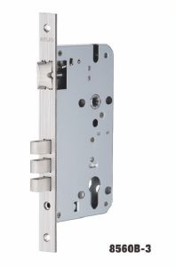 High Quality Door Lock, Mortise Lock Body (8560B-3) pictures & photos