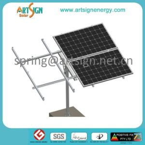 Galvanized Steel Solar Pole Mount PV Panel Support System pictures & photos