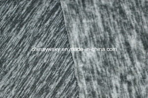 Cationic Polyester Wholesale Polar Fleece Fabric pictures & photos