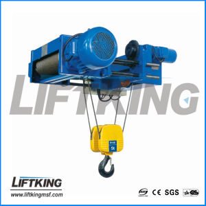 CD1/Md1 Wire Rope Hoist (single speed 10T) pictures & photos