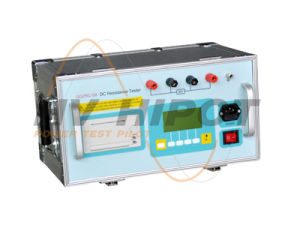 DC Resistance Tester for transformer winding pictures & photos