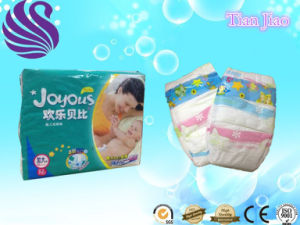 Soft Breathable Disposable Baby Diaper Factory in China pictures & photos