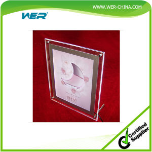 Cheaper Price Crystal Light Box Crystal with Clear Appearance pictures & photos