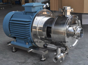 Good Quality Stainless Steel Emulsifier Pump pictures & photos