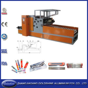 Best Quality Household Aluminum Foil Rewinding and Cutting Machine pictures & photos