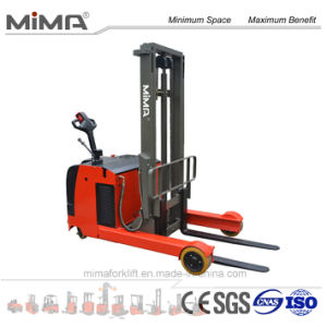 Electric Reach Stacker with AC and EPS pictures & photos