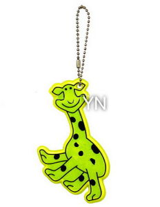 Animal Reflective Key Chain pictures & photos