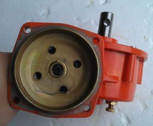 Earth Drill Worm Type Gearcase Gearbox pictures & photos