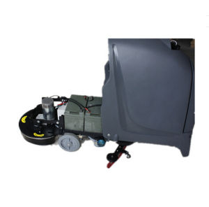 High Quality Battery Powred Floor Scrubber with Ce pictures & photos